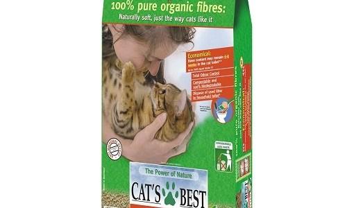 Cat's Best Öko Plus Katzenstreu im Test